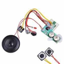 10s Sound Voice Recordable Module Music Recorder Chip For Re