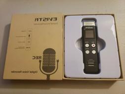 EVISTR 1536k 16gb Digital Voice Reorder Voice Activated Reco
