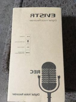 16GB Digital Voice Recorder Evistr New