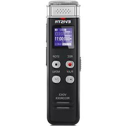 8gb digital voice recorder voice activated recorder