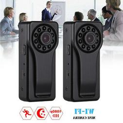 2X WIFI Mini IP Spy Action Cam Voice Recorder For Iphone XS