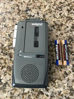 Dictaphone 3225 Portable Handheld Microcassette Voice Record