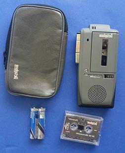 Dictaphone 3225 Portable Microcassette Recorder