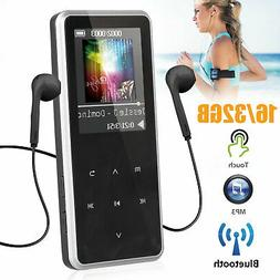32GB Bluetooth MP3 Player MP4 Media FM Radio Recorder HIFI S