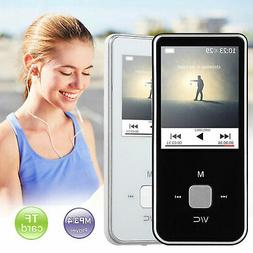 HiFi MP3 Music Player Lossless Sound Portable Voice Recorder