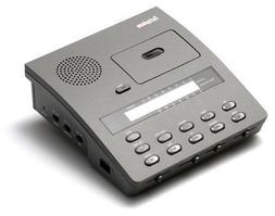 Dictaphone 3750 Microcassette Transcription  Machine, Base U