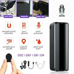 4~32GB Spy Recording Device Voice Activated Recorder Mini Ma
