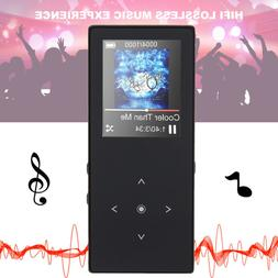 8/16G Bluetooth MP3/MP4 Music Player HiFi Recorder FM Lossle