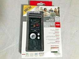 RCA 800 Hour Digital Voice Recorder VR5340 w/ 2GB Memory & F