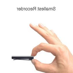 8G Voice Activated Mini Spy Pen Digital Sound Audio Recorder