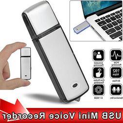 8gb 16gb voice activated mini digital sound