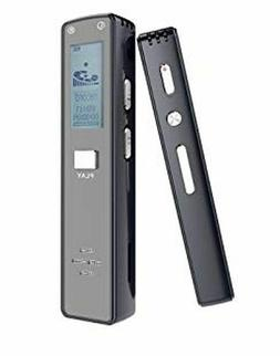 8Gb Digital Voice Recorder / Music Player with Micro SD Card