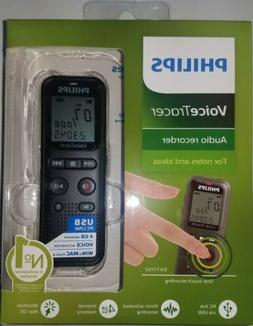 Brand New Philips - Voice Tracer Audio Recorder for Notes an
