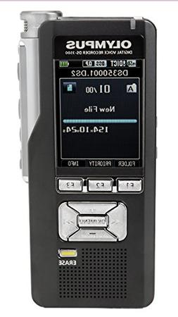 Olympus DS-3500 Professional Dictation Digital Recorders DS3