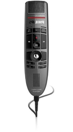 Philips LFH-3500 SpeechMike Premium USB dictation microphone