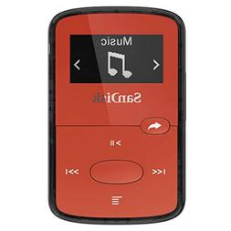 SanDisk - Clip Jam 8GB* MP3 Player - Red & Black