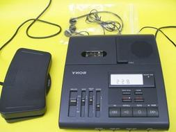 Sony Bm850 Bm-850 Microcassette Transcription Transcriber Ma