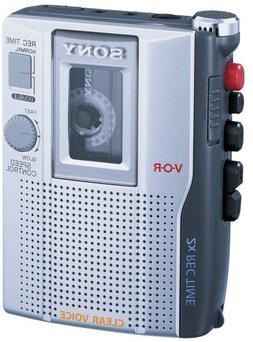 Sony TCM-210DV Standard Cassette Voice Recorder