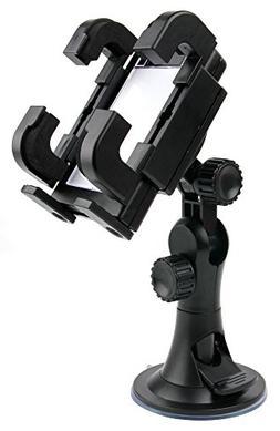 DURAGADGET Premium Anti-Shake in-Car Windscreen & Dashboard