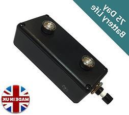 Black Vox Voice Activated Digital Audio Recorder Professiona