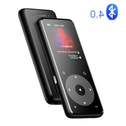 bluetooth lossless mp3 player 16gb with speaker