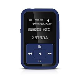 Bluetooth 8GB Mp3 Player with Clip,Lossless Sound Music Play
