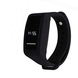 Bracelet Digital Voice Recorders,eoqo Wristband 8GB Voice Ac