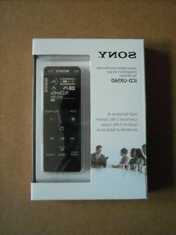 Brand NEW SONY ICD-UX560 4GB Digital Voice Recorder with Bui