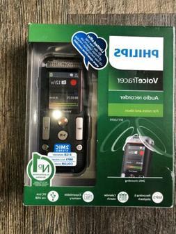 BRAND NEW Philips Voice Tracer DVT2710 2-Mic Stereo Digital