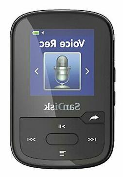 Clip MP3 & MP4 Players Voice And Recorder, 16GB