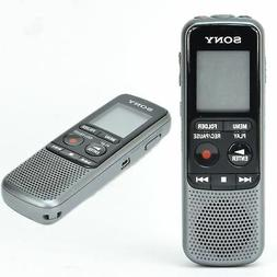 Sony Dictaphone Voice Recorder with PC Link - 4 GB Internal