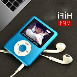 Digital Compact Portable MP3 MP4 Player 32 GB SD Photo Viewe