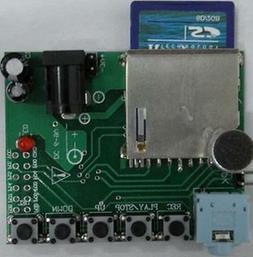 Digital Sound Recording Voice Module WTR010-SD for Recorder
