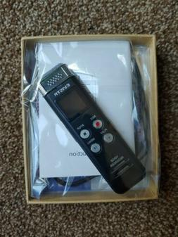 EVISTR  DIGITAL VOICE 8GB RECORDER VOICE ACTIVATED NEW FREE