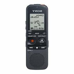 SONY Digital Voice Recorder 4GB Internal Flash Memory Micro