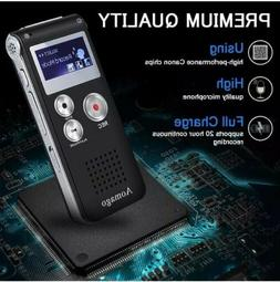 Digital Voice Recorder Voice Activated recorder Lectures, Me