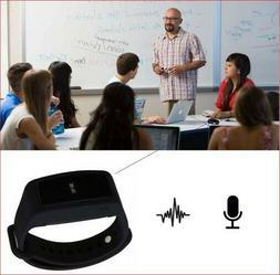 digital voice recorder wrist watch wristband business
