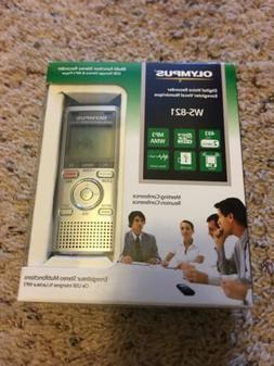 Olympus Digital Voice Recorder WS-821- USB Storage Device &