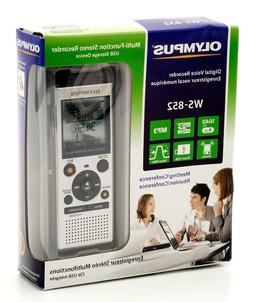 digital voice recorder ws 852 silver
