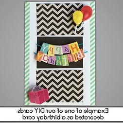 DIY Create Personalized Recordable Musical Card - Vertical B