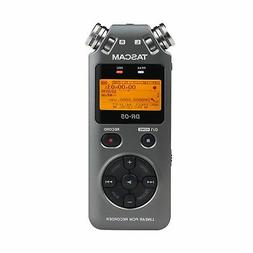Tascam DR-05 Version 2 Handheld PCM Portable Digital Audio R