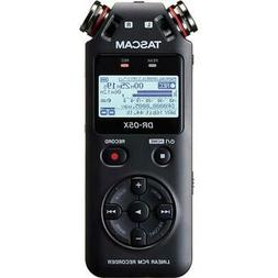 Tascam DR-05X Stereo Handheld Audio Recorder and USB Audio I