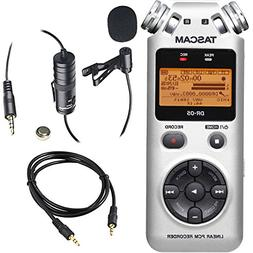 Tascam DR-05 Portable Handheld Digital Audio Recorder  with