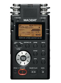 Tascam DR100 Portable Digital Recorder