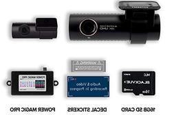 BlackVue DR900S-2CH with 16GB Micro SD Card | Power Magic Pr
