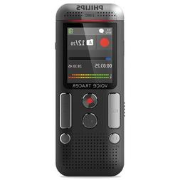 Philips DVT2510 Voice Tracer 2510 Digital Recorder, 8 GB, Bl