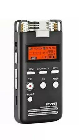 EVISTR Digital Voice Recorder 8GB L53 - 1536KPBS PCM Stereo