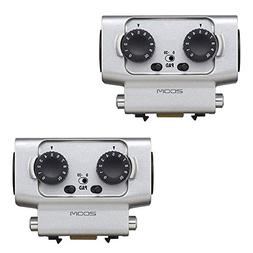 Zoom EXH-6 Dual XLR/TRS Input External Combo Capsule for H5