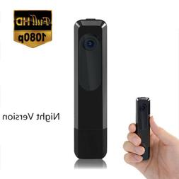 FHD Voice Video Recorder Pen mini 1080p Hidden Spy Camcorder