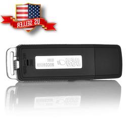 Flash Drive Style Hidden Spy Bug Room Personal Voice Audio R